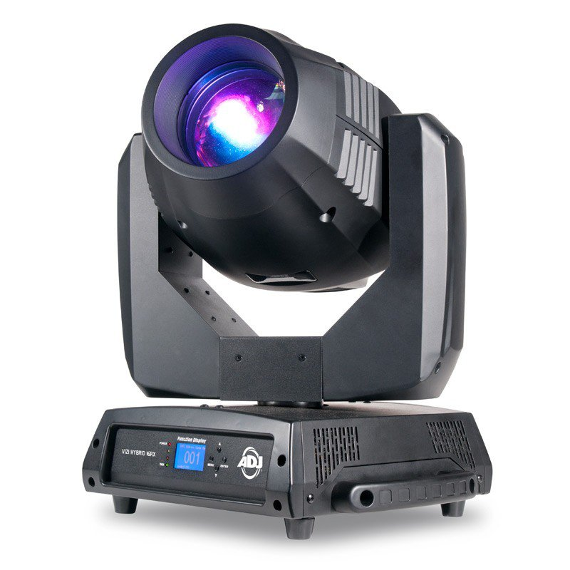 537W Hybrid Moving Head Spot-Beam-Wash Fixture