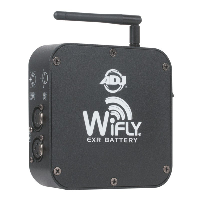 Extended Range Battery Powered WiFly Transceiver