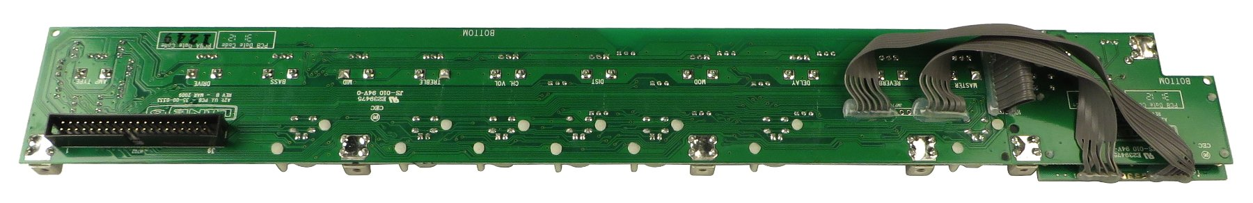 User Interface PCB For Spider IV