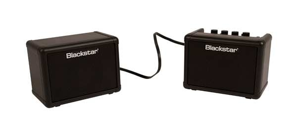 Blackstar Amps FLY Stereo Pack 3W Guitar Combo Amplifier with 3W Extension Speaker Cabinet and Power Supply FLY-PACK