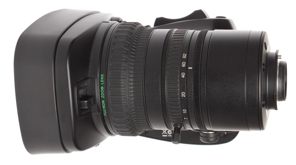 Fujinon 17:1 HD Quick Zoom Lens with CAC