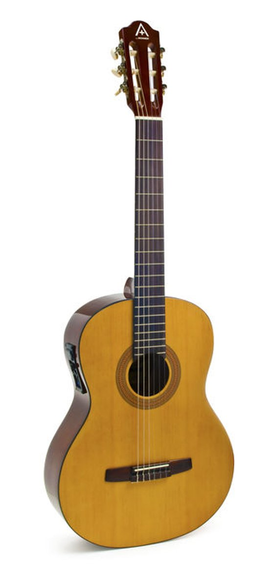Nylon Acoustic Guitar with Pickup