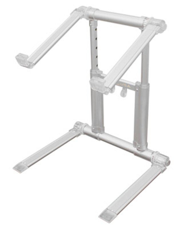 Quick Setup Folding Stand for Laptops and Tablets