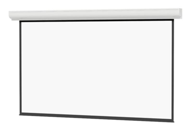 "Da-Lite 94275LS 110"" HDTV 16:9 Contour Electrol Screen with Matte White Surface 94275LS"