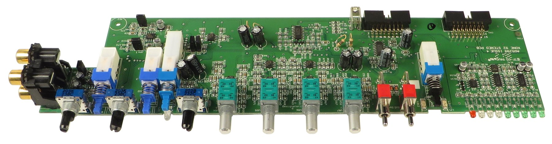 Stereo 1 PCB Assembly for XONE92