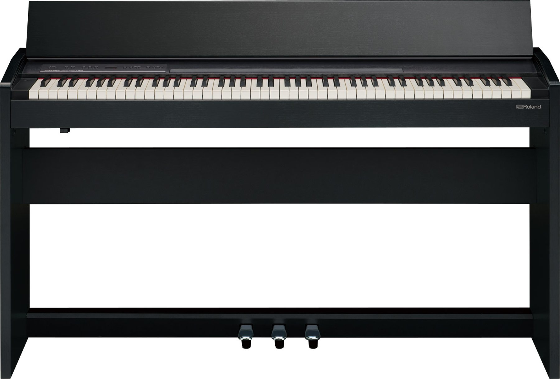 88 Key Compact Digital Piano in Black