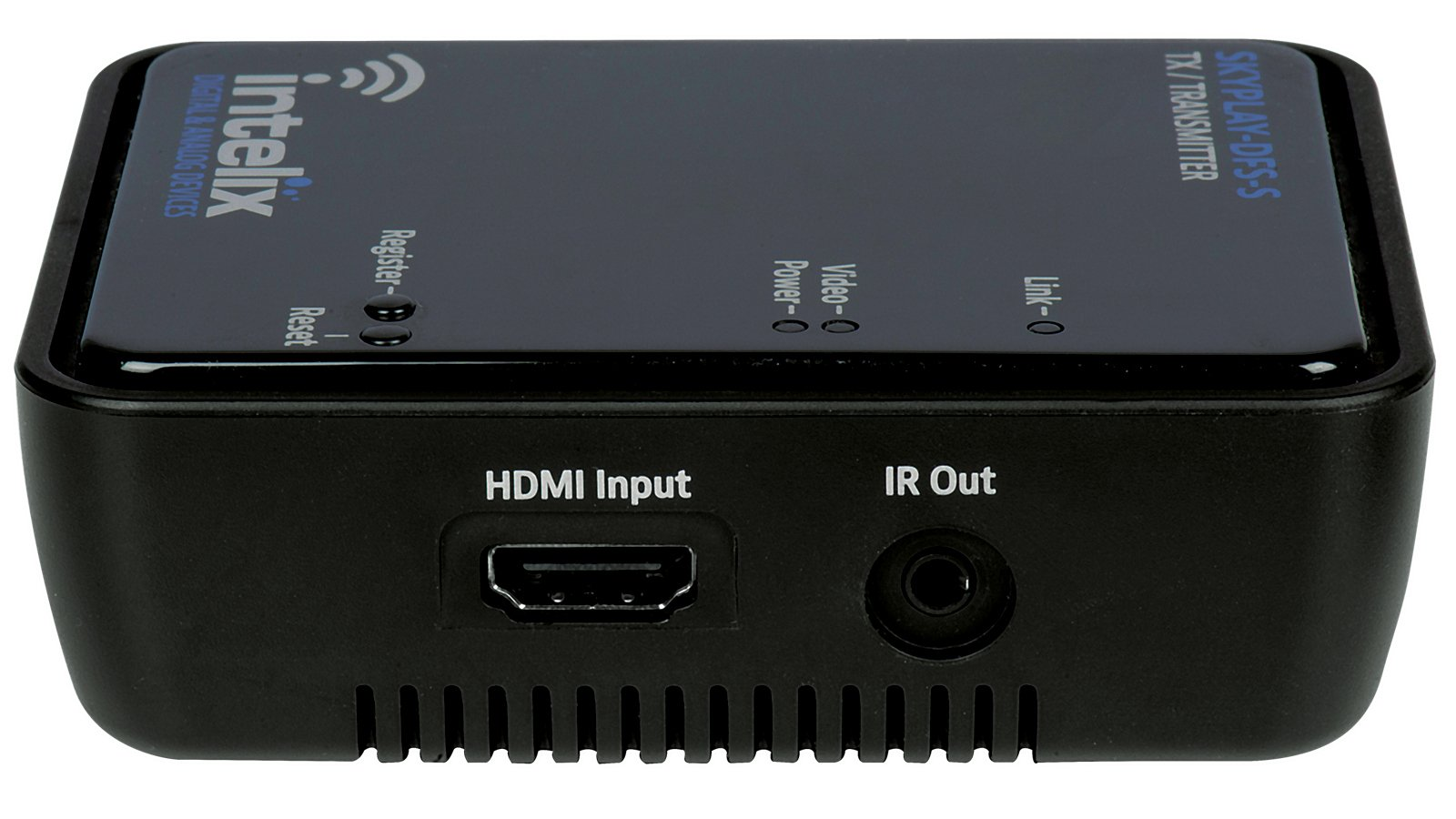 Wireless HDMI Distribution System Transmitter with Dynamic Frequency Selection