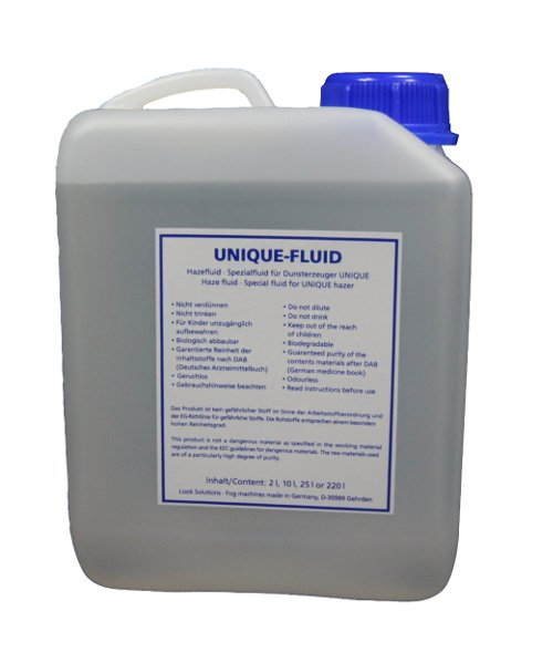 Look Solutions UN-3153A  20 Liters of Haze Fluid for Unique 2.1 Hazer UN-3153A