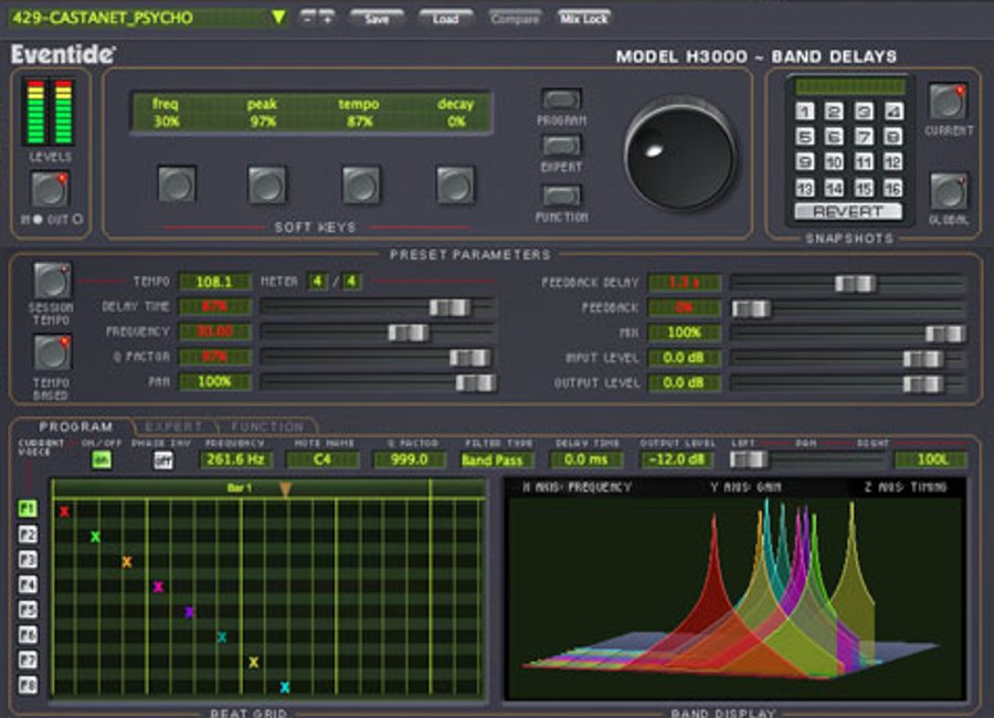 Mixing, Mastering and Multi-Effects Plugin Bundle Software