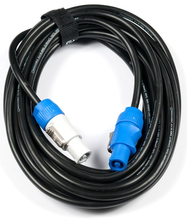 1.5 ft Horizontal, Cabinet to Cabinet Power Link Cable