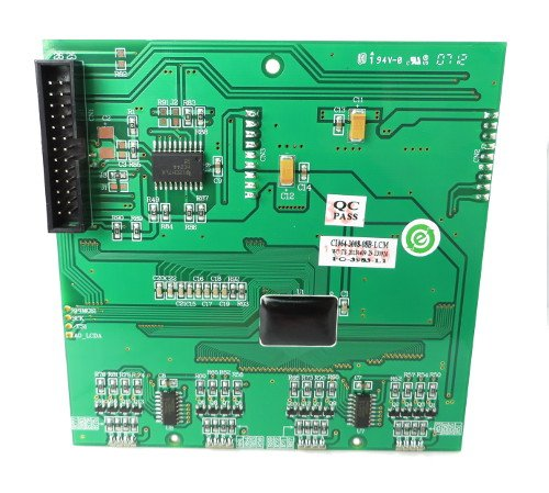 Channel Display LCD for iLIVE