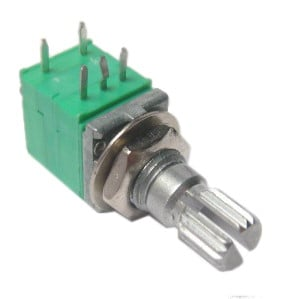 Dimmer Potentiometer for Micropro