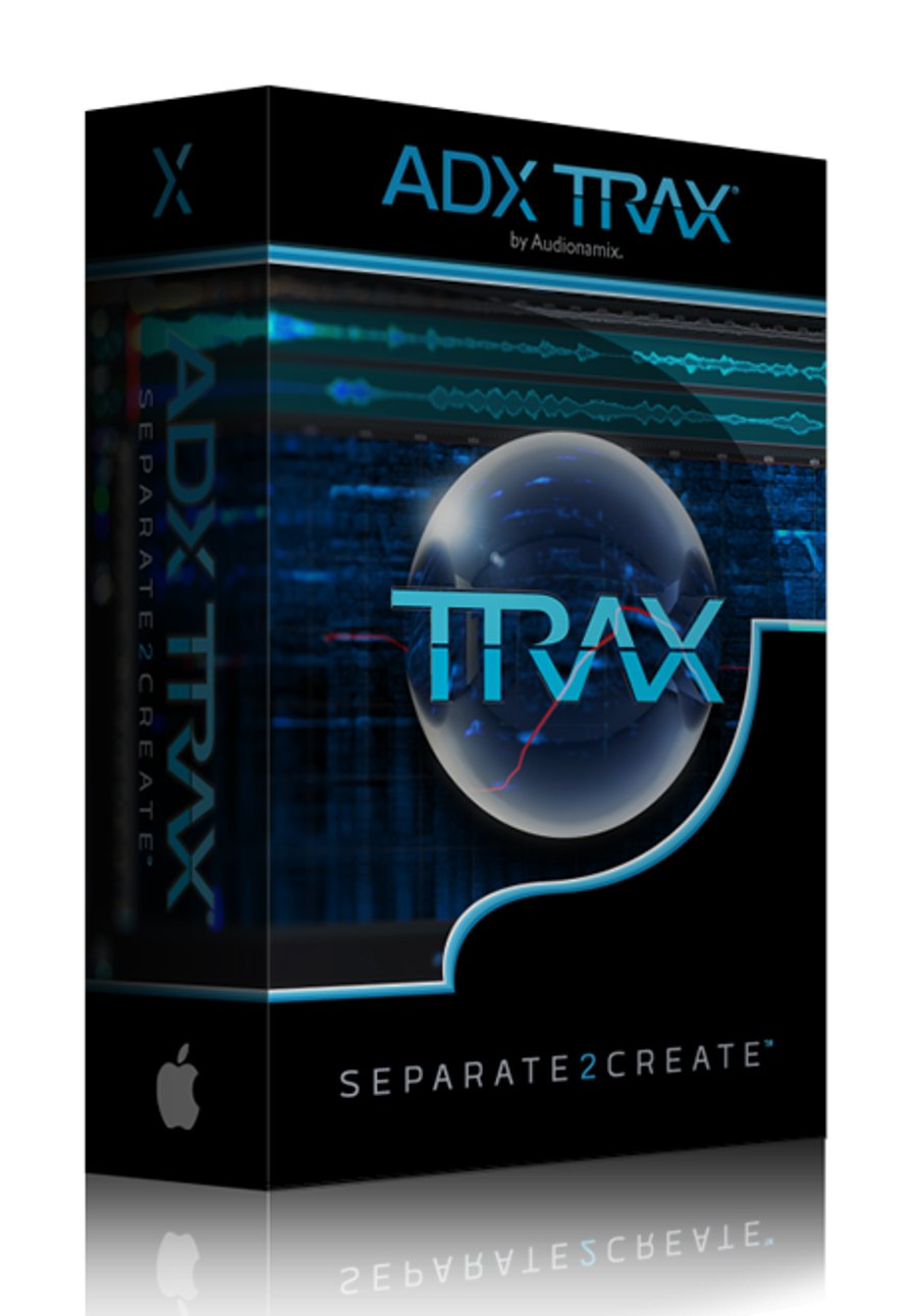 Audionamix TRAX 3 [EDUCATIONAL PRICING] Audio Source Separation Software [ELECTRONIC DELIVERY] TRAX-EDU