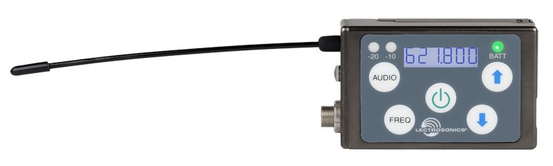 Super Slight Micro Bodypack Transmitter