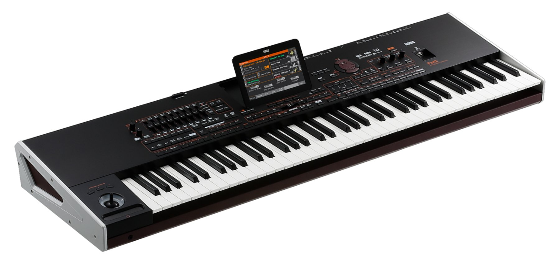 Pa4X 76-Key Professional Arranger Keyboard by Korg, PA4X76 | Full
