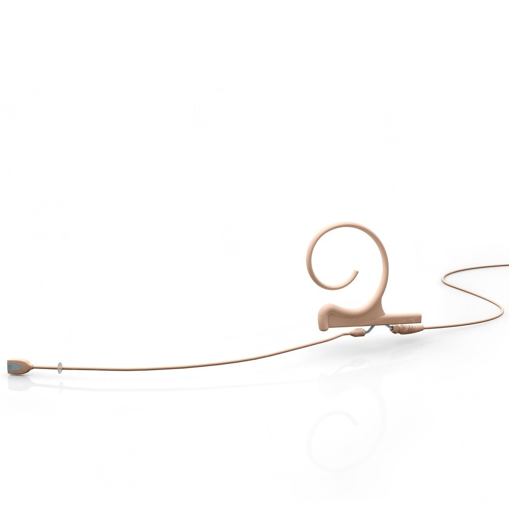 d:fine Beige Single-Ear Cardioid Headset Microphone