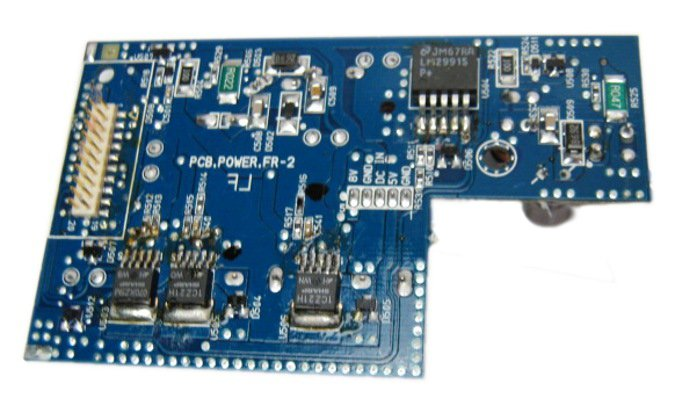 Power PCB Assembly for FR2