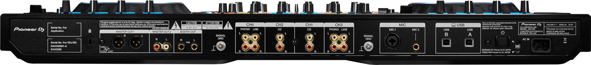 4-Channel Rekordbox DJ Controller