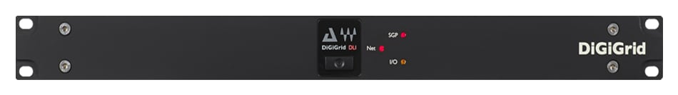DiGiGrid DiGiGrid DLI Networking Hub for Pro Tools Systems and SoundGrid DLI