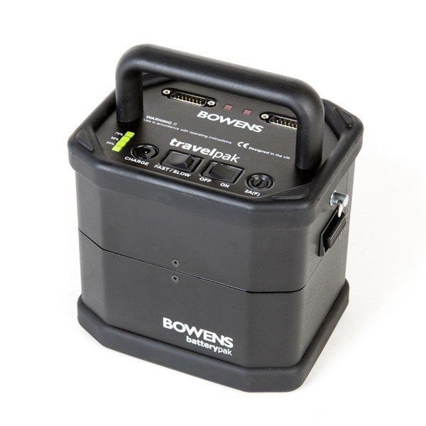 Travel Battery Kit with Small BatteryPak
