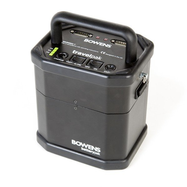 Travel Battery Kit with Large BatteryPak