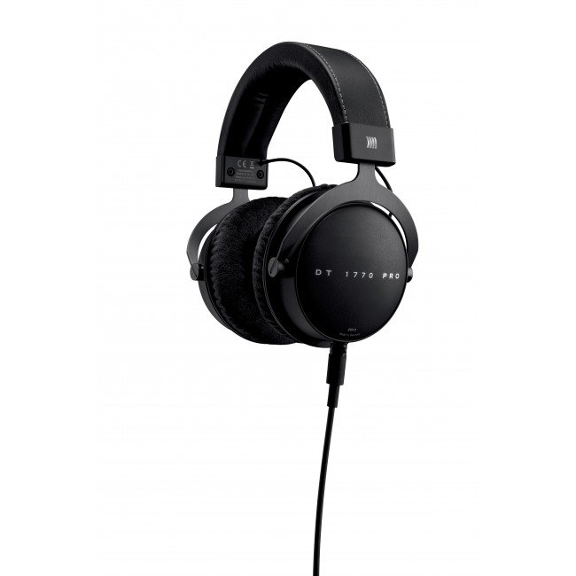 Closed Headphones, 250 ohms