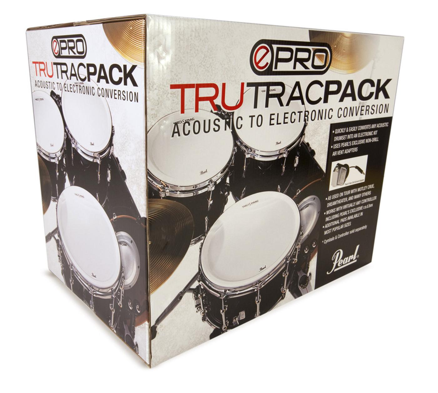 Tru Trac Electronic Drum Conversion Kit