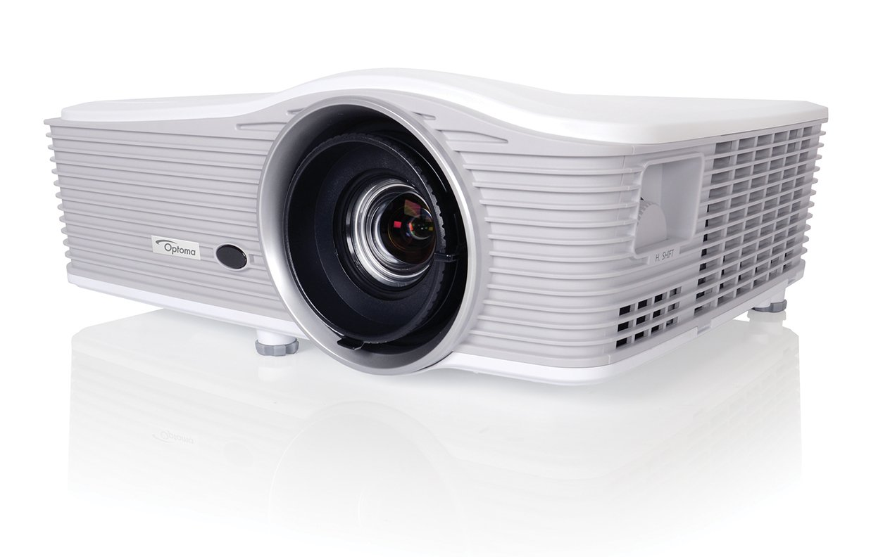 6000 Lumen Widescreen WXGA DLP Projector with HDBaseT