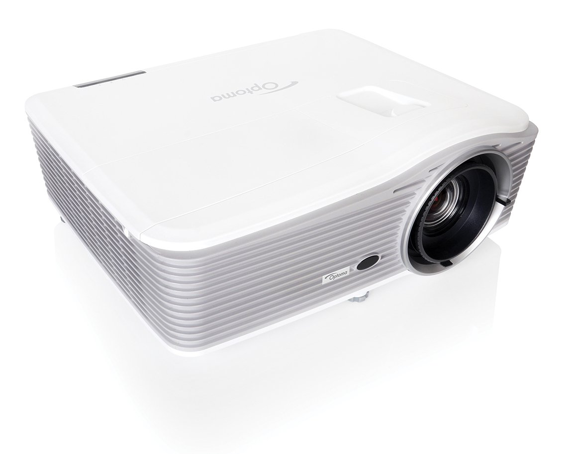 6000 Lumen WXGA DLP ProScene Widescreen Installation Projector