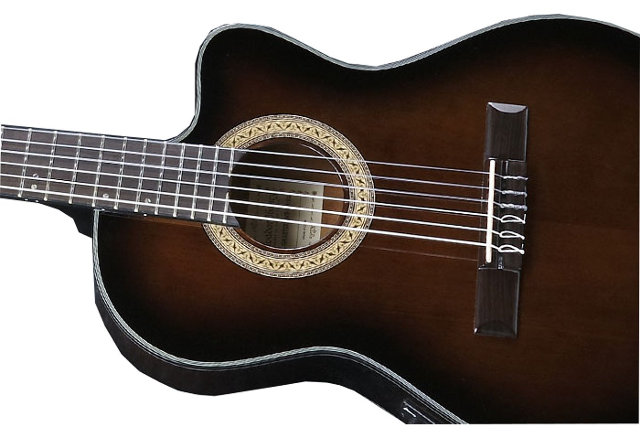 Thinline Cutaway Classical Acoustic-Electric Guitar