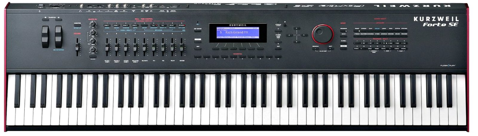 88-Note Digital Stage Piano