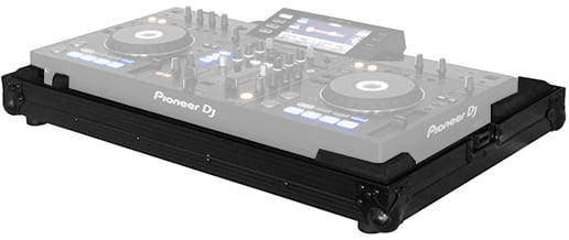 Black Label Low Profile Case for Pioneer XDJ-RX DJ Controller