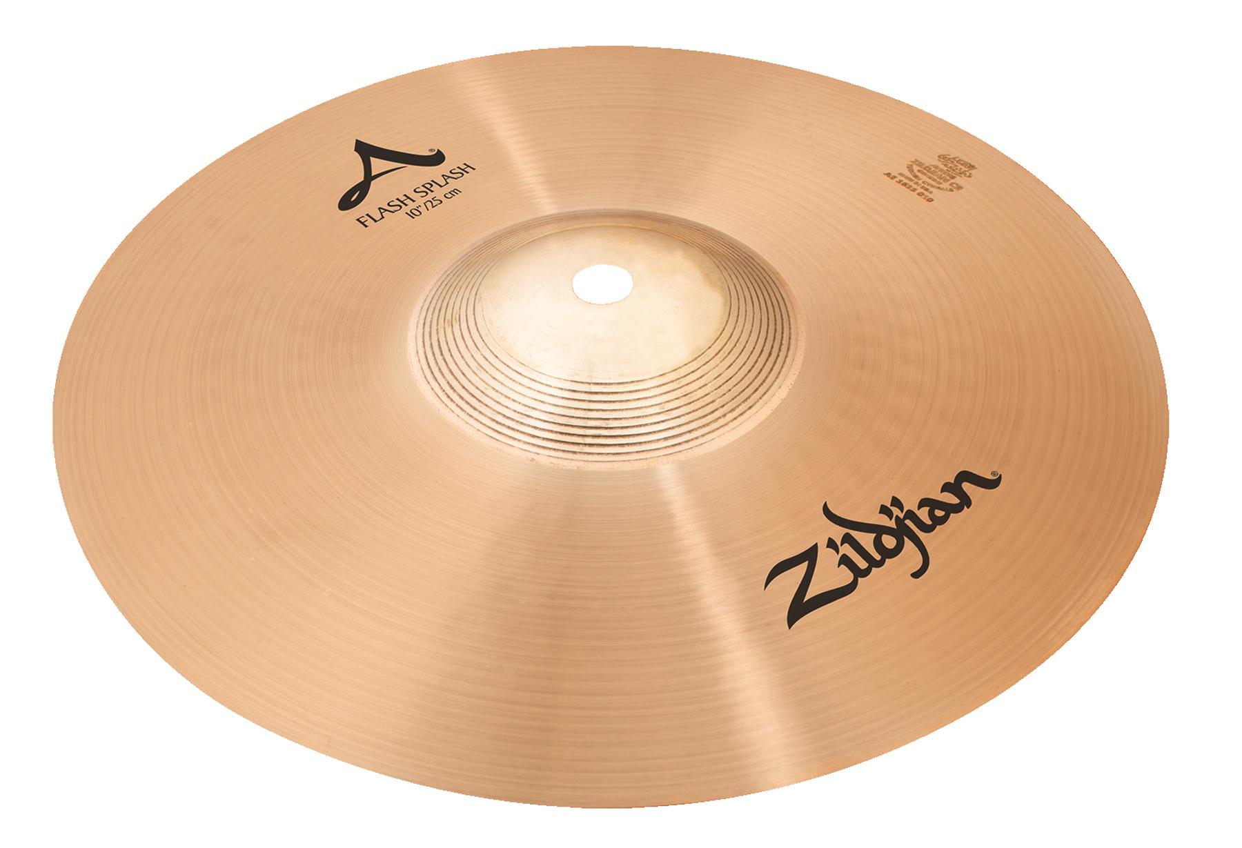 """Zildjian 10"""" A Flash Splash Splash Cymbals A0310"""