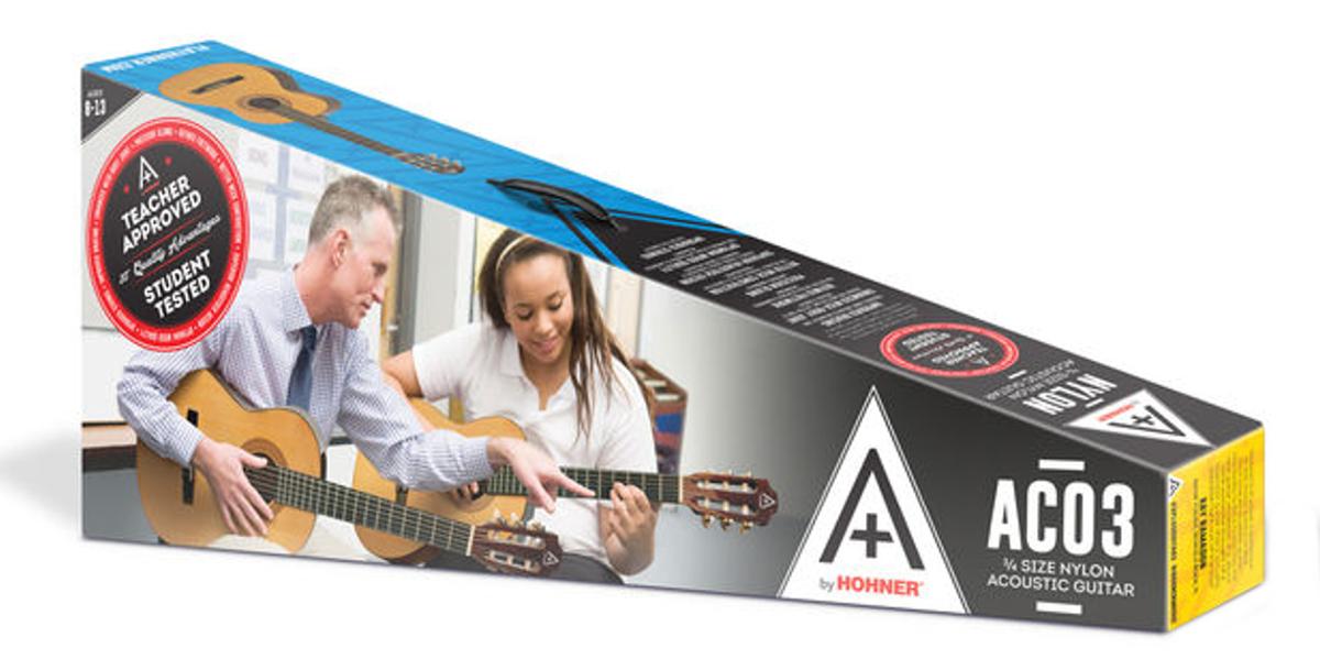 3/4 Size Nylon Acoustic Guitar