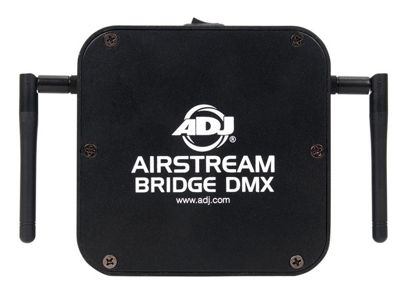 DMX Controller via WiFLY or XLR Connection