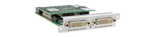 TV One CM-DVI-I-SC-2OUT  CORIOmaster/mini Output Module 2x DVI-I CM-DVI-I-SC-2OUT