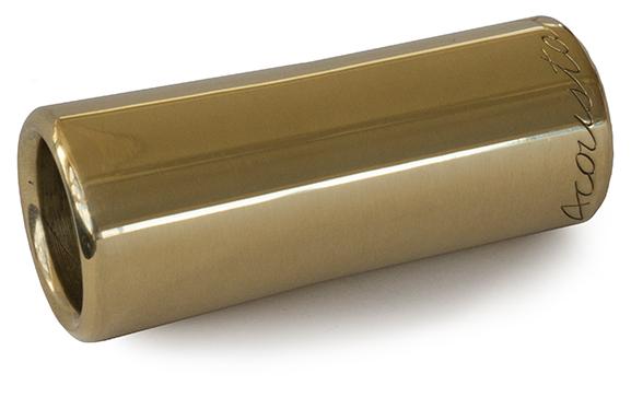 Brass Acoustic Guitar Slide