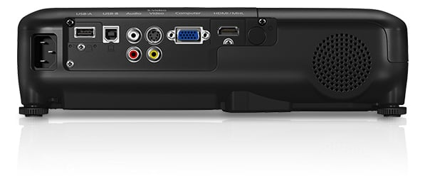 Wireless WXGA 3LCD Projector