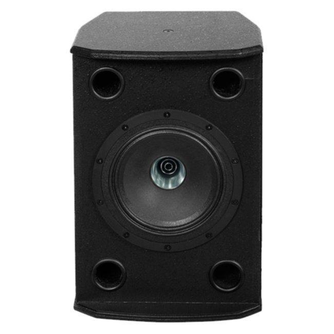 """8"""" Self Powered Speaker, Black Finish"""
