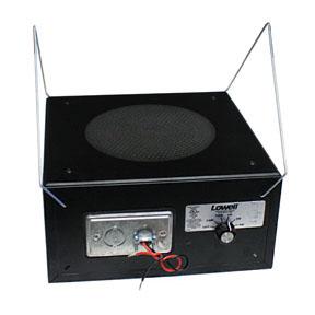 """8"""" Masking Speaker w/ Bridge Rails, 50w, 70v"""