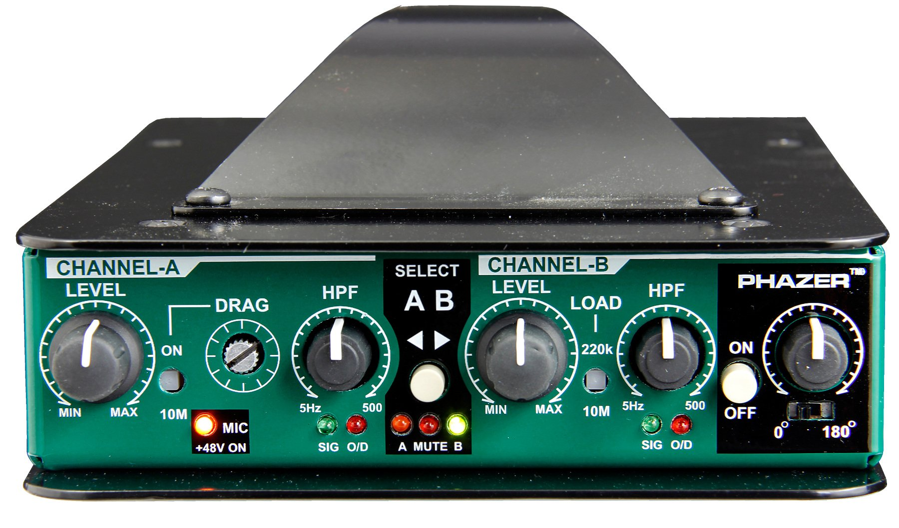 2-Channel Active Direct Box