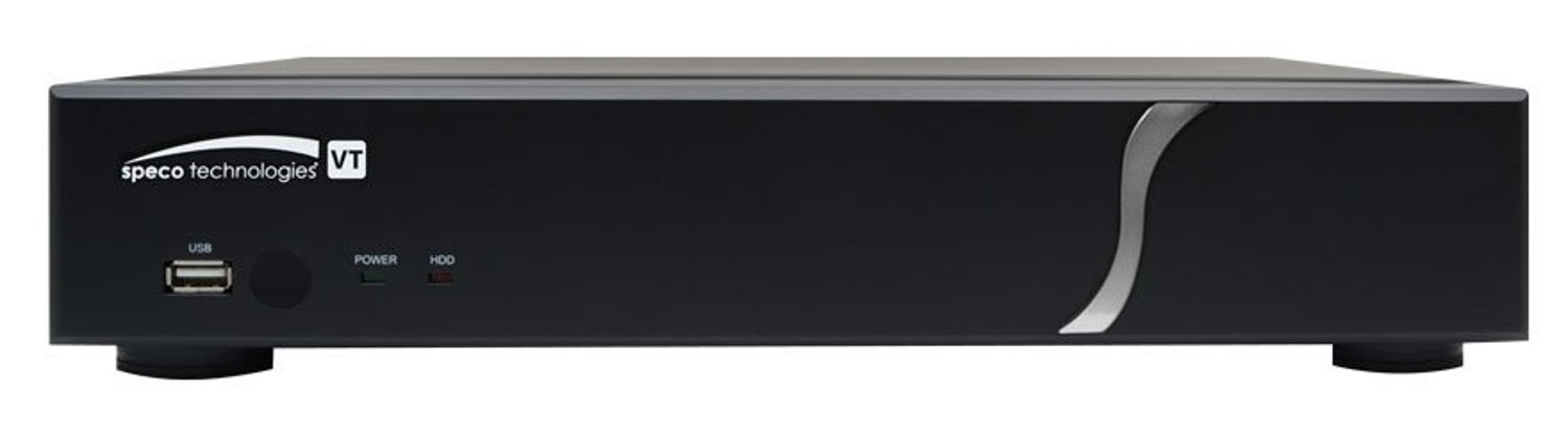 8 Channel, 2 TB Digital Video Recorder with 1080p HD-TVI