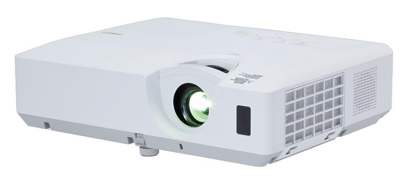 3000 Lumen WXGA LCD Projector with 16W Speaker and RJ-45 Port