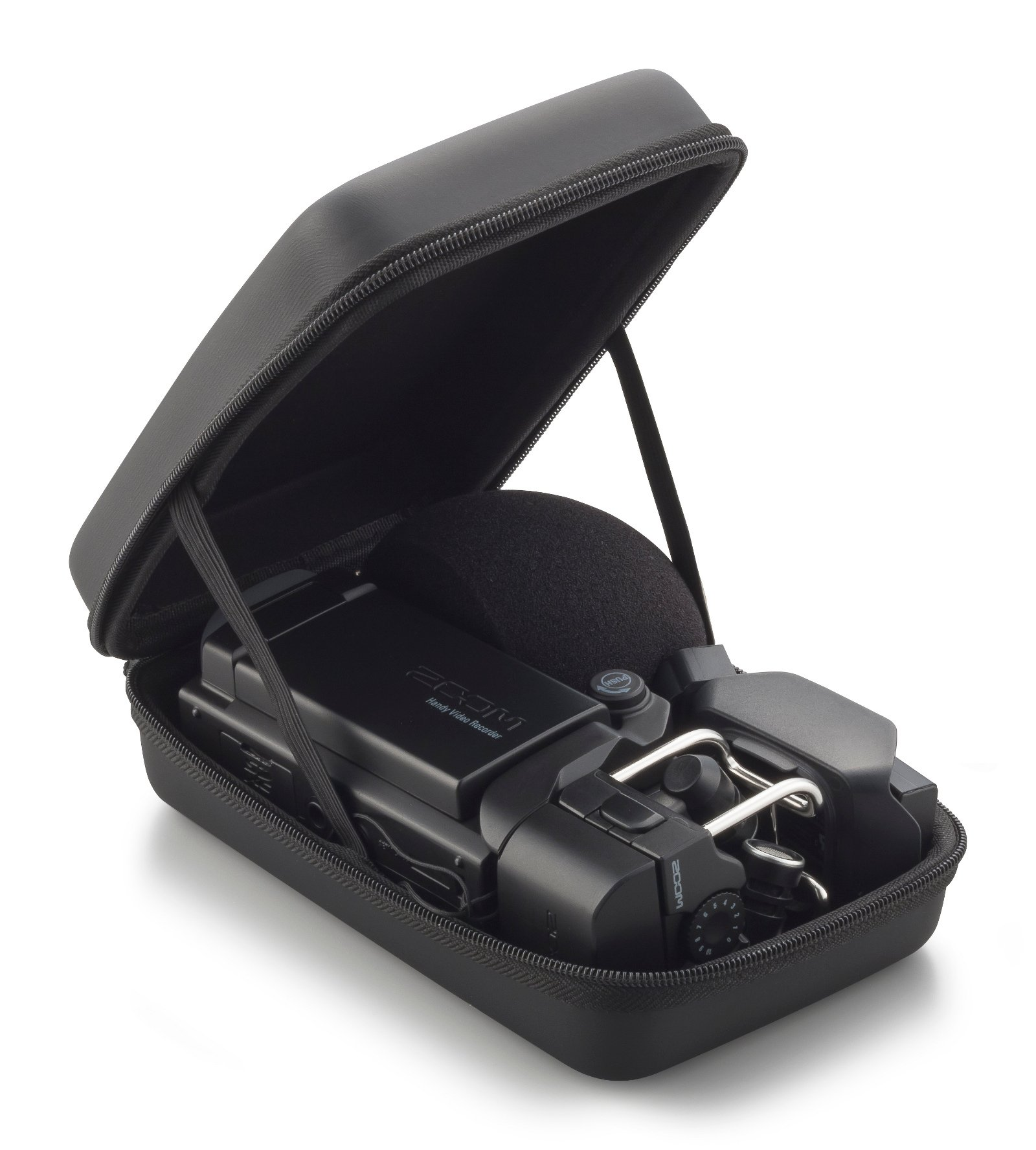 Soft Carrying Case for Q8 Video Recorder