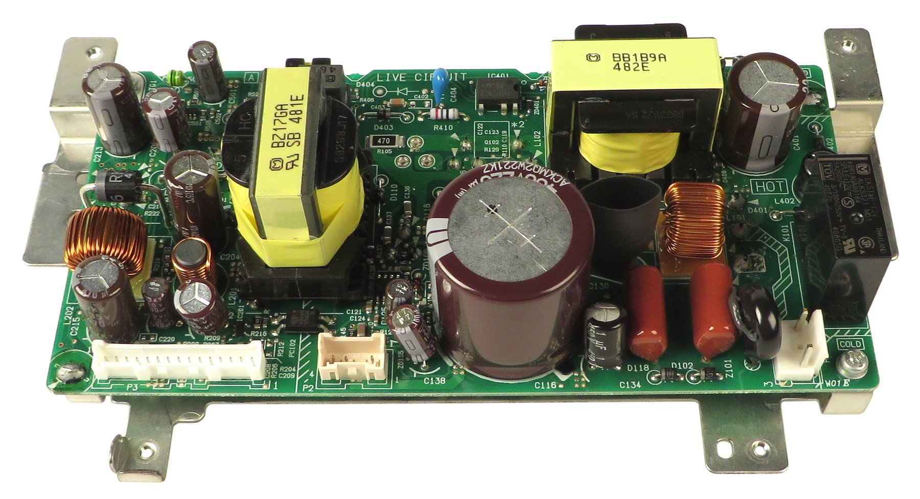 Power Supply for PT-AE8000U