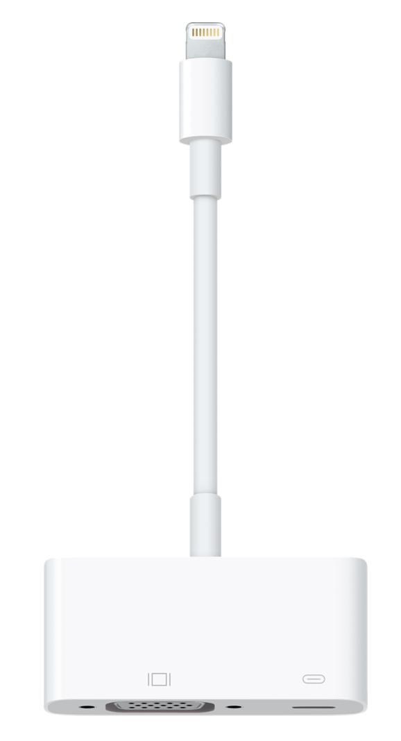 Apple LIGHT-VGA-ADAPTER Lightning to VGA Adapter LIGHT-VGA-ADAPTER
