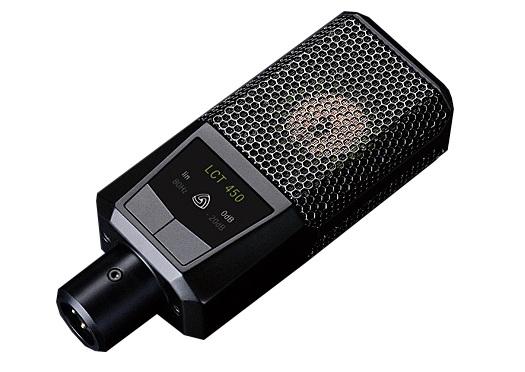 Large-Diapragm Condenser Microphone