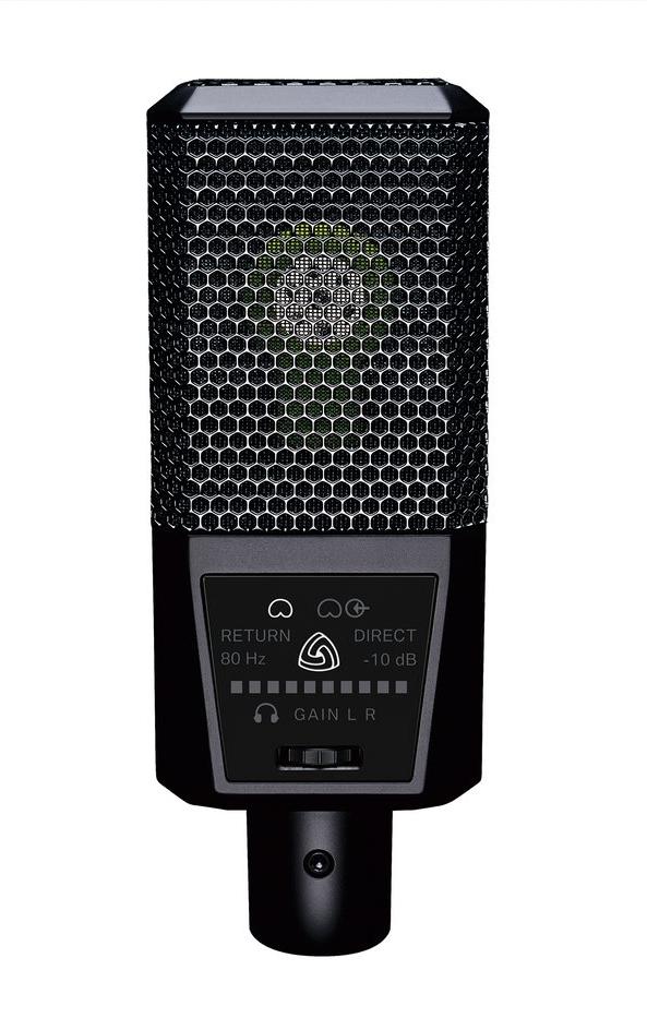 Cardioid USB Microphone for iOS, PC, Mac