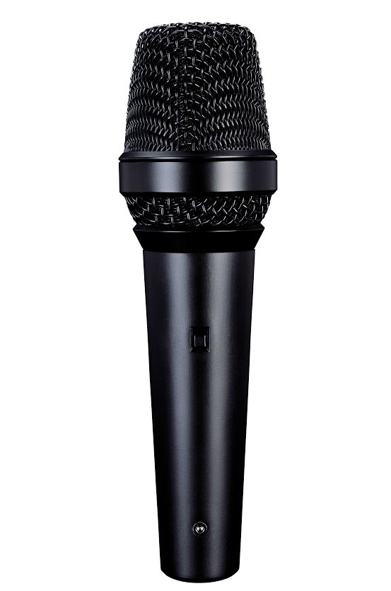 MTP-250-DM-S for Vocal Applications Lewitt Wired Handheld Dynamic Microphone with On//Off Switch