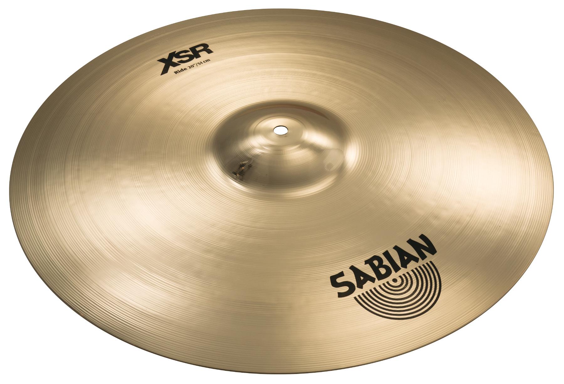 Bronze Ride Cymbals